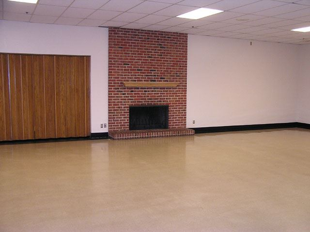 American Legion Hall Fireplace