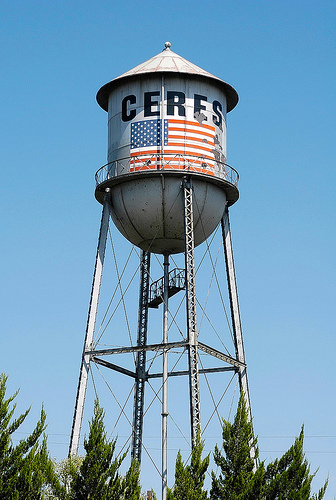 City of Ceres Tower