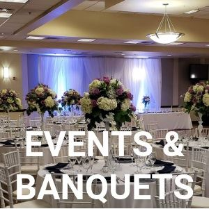 Events  Banquets