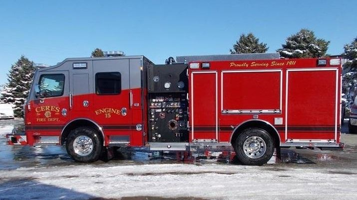 Ceres Fire Engine 15